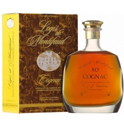 "Коньяк ""Logis de Montifaud"" XO, Grand Champagne Cognac AOC, cartoon gift box, 0.7 л"