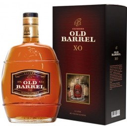Коньяк Father's Old Barrel XO, gift box, 0.5 л