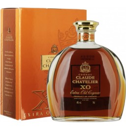 "Коньяк ""Claude Chatelier"" XO, gift box, 0.7 л"